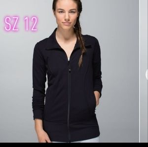 Lululemon Nice Asana Jacket Black